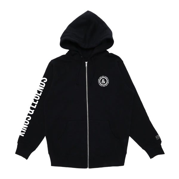 Basics Terry Fleece Zip Up