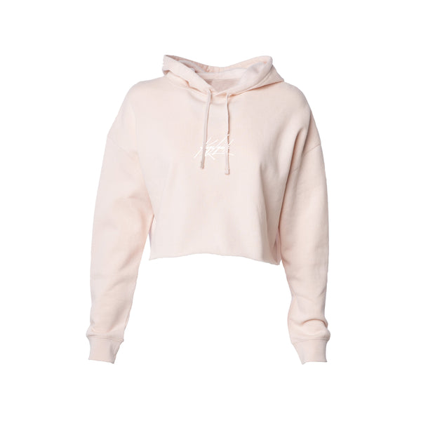 Women's Fierce Crop Hooded Pullover