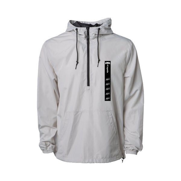 Hue Lightweight Pullover Windbreaker