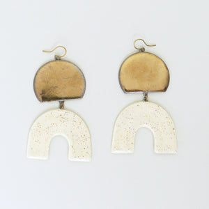Ceramic Earrings