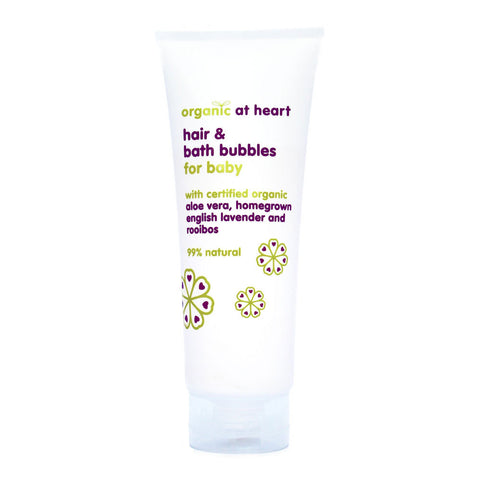 Hair & Bath Bubble for Baby