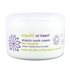 Organic at Heart Award Winning Stretch Mark Cream