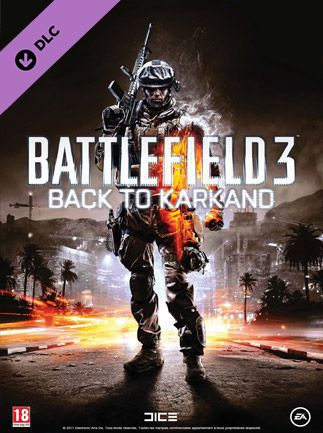 Battlefield 3 - Back to Karkand Origin Key GLOBAL