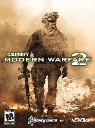 Call of Duty: Modern Warfare 2 Steam Key EUROPE