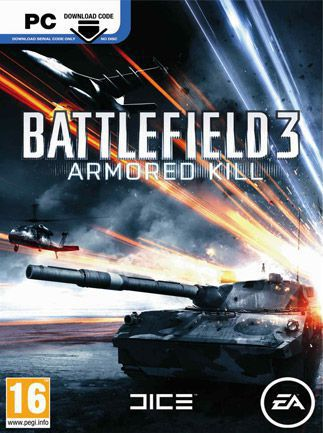 Battlefield 3 - Armored Kill Origin Key GLOBAL
