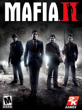 Mafia II Steam Key GLOBAL