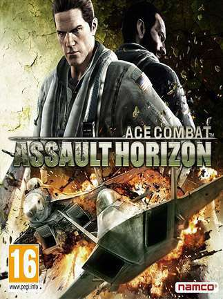 Ace Combat: Assault Horizon Enhanced Edition Steam Key GLOBAL