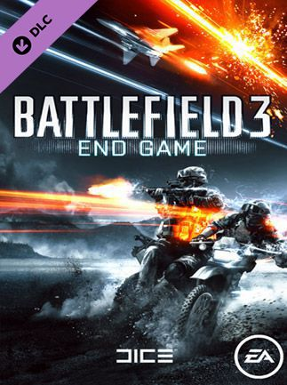 Battlefield 3 - End Game Origin Key GLOBAL