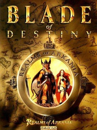 Realms of Arkania: Blade of Destiny Steam Key GLOBAL
