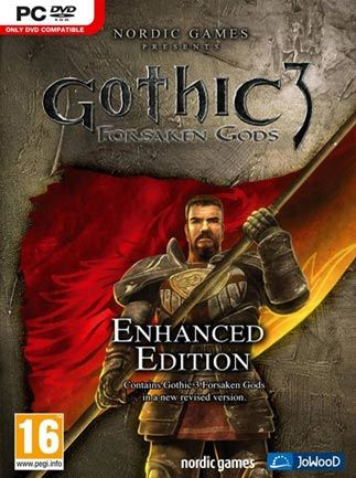 Gothic 3: Forsaken Gods - Enhanced Edition Steam Key GLOBAL