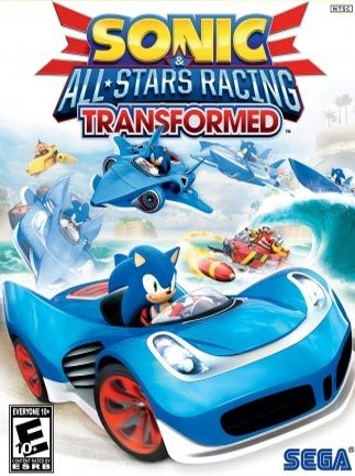 Sonic & All-Stars Racing Transformed Collection Steam Key GLOBAL