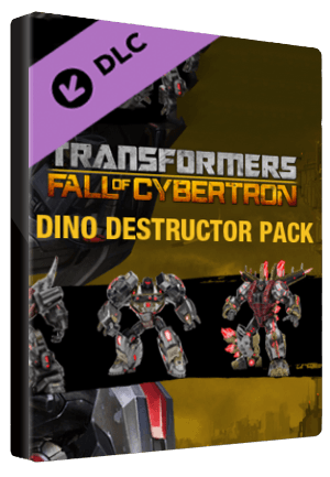 Transformers: Fall of Cybertron - DINOBOT Destructor Pack Key Steam GLOBAL