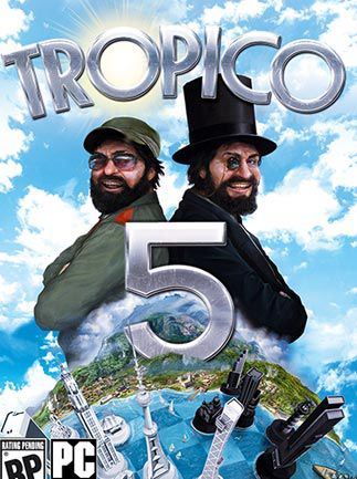 Tropico 5 Steam Key GLOBAL