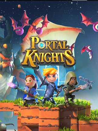 Portal Knights Steam Key ASIA