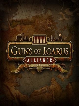 Guns of Icarus Alliance Steam Key GLOBAL
