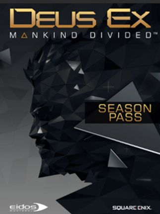 Deus Ex: Mankind Divided - Season Pass Key Steam GLOBAL