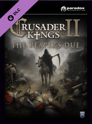 Crusader Kings II: The Reaper's Due Steam Key GLOBAL