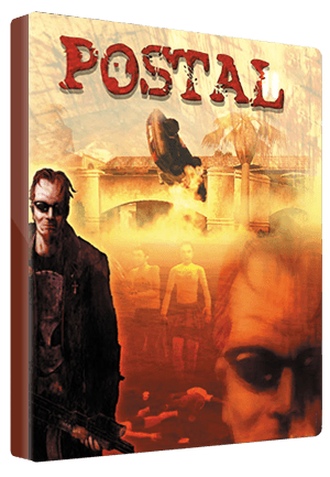 Postal Steam Key GLOBAL
