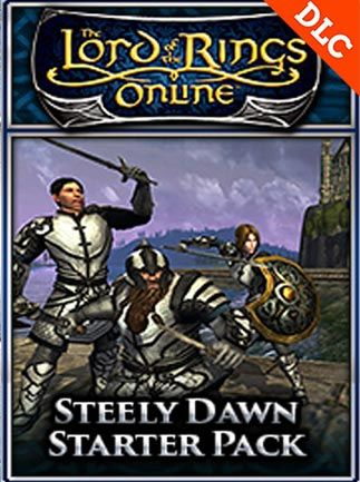 The Lord of the Rings Online: Steely Dawn Starter Pack Key Steam GLOBAL