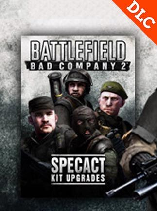 Battlefield: Bad Company 2 - SPECACT Kit Upgrade Origin Key GLOBAL