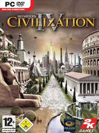 Sid Meier's Civilization IV: The Complete Edition Steam Key GLOBAL