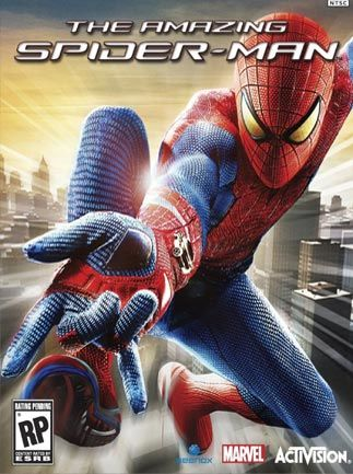 The Amazing Spider-Man Steam Key EUROPE