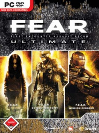 F.E.A.R. Ultimate Shooter Steam Key GLOBAL