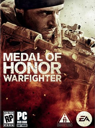 Medal of Honor: Warfighter Limited Edition Origin Key GLOBAL
