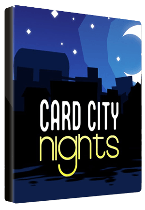 Card City Nights Steam Key GLOBAL