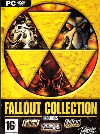 Fallout Classic Collection Steam Key GLOBAL