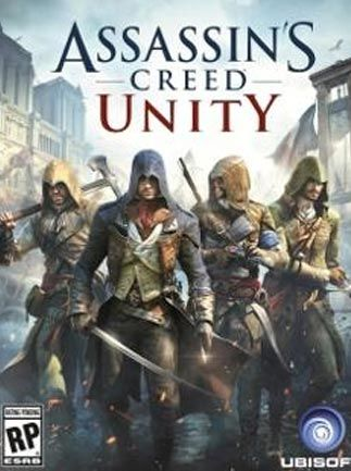 Assassin's Creed Unity XBOX LIVE Key Xbox One GLOBAL