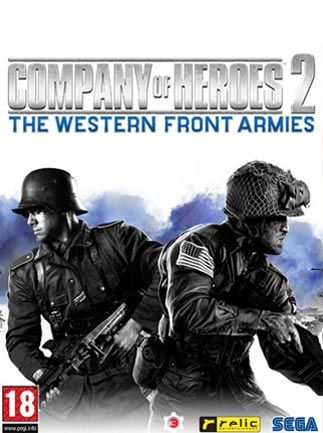 Company of Heroes 2 - The Western Front Armies Steam Key GLOBAL
