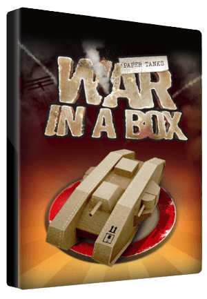 War in a Box: Paper Tanks Steam Key GLOBAL