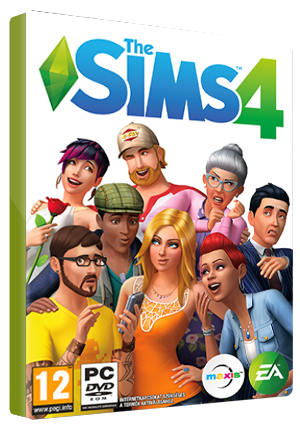 The Sims 4 (ENGLISH ONLY) Origin Key GLOBAL