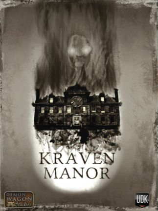 Kraven Manor Steam Key GLOBAL