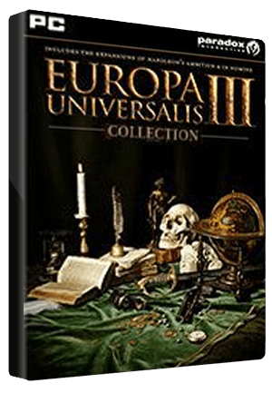 Europa Universalis III: Collection Key Steam GLOBAL