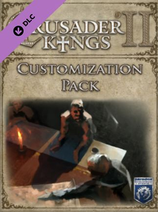Crusader Kings II - Customization Pack Steam Key GLOBAL