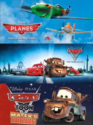 Disney Flight and Racing Steam Key GLOBAL