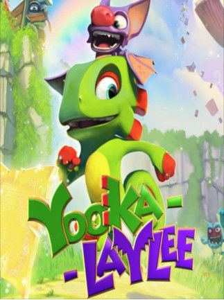 Yooka-Laylee Steam Key ASIA