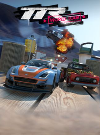Table Top Racing: World Tour Steam Key GLOBAL