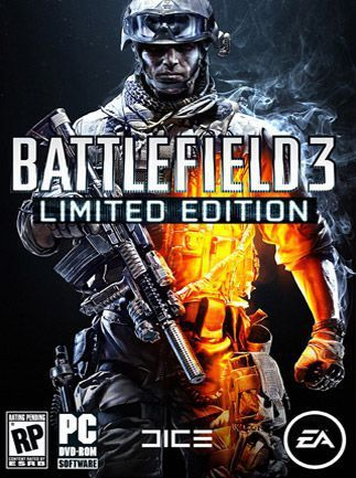 Battlefield 3 Limited Edition + Battlefield 3 Premium Pack Origin Key GLOBAL