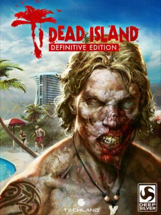 Dead Island Definitive Edition Steam Key EUROPE