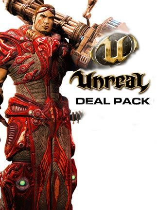 Unreal Deal Pack Steam Key GLOBAL