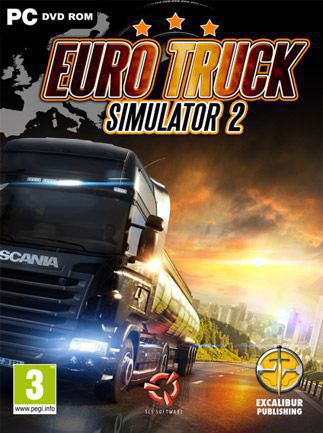 Euro Truck Simulator 2 Steam Key LATAM