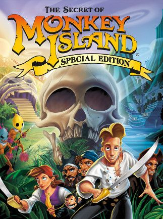 The Secret of Monkey Island: Special Edition Steam Key GLOBAL