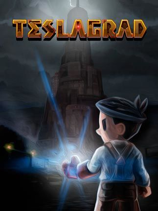 Teslagrad Steam Key GLOBAL