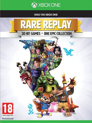 Rare Replay XBOX LIVE Key GLOBAL