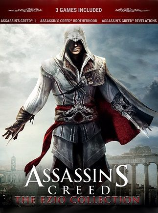 Assassin's Creed: The Ezio Collection Xbox One Key EUROPE