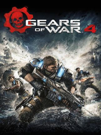 Gears of War 4 XBOX LIVE Key GLOBAL Windows 10