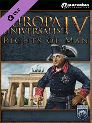 Europa Universalis IV: Rights of Man Key Steam GLOBAL
